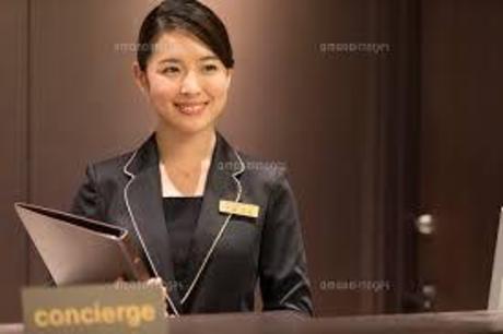 【社員雇用前提】英語が活かせる!業界最大手/総合商社の受付のお仕事